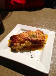 Grilled Macaroni & Cheese