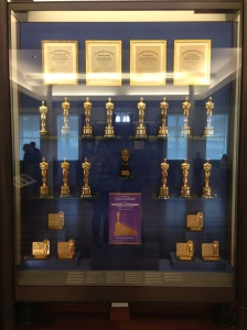 The Holy Grail of trophy cases.