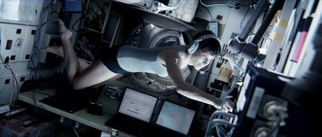 Sandra Bullock as Dr. Ryan Stone